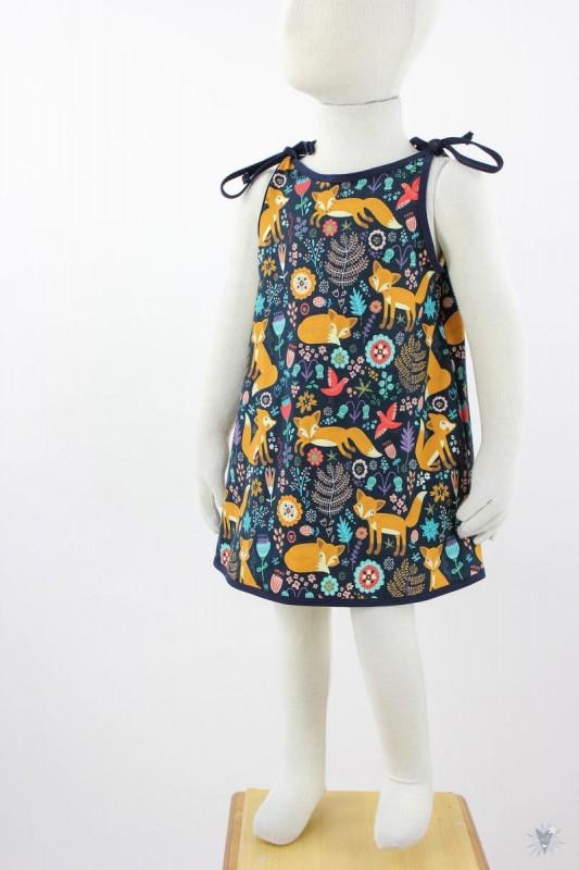 Sommerkleider zum Binden