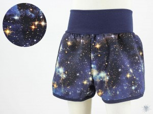 kurze Hose für Kinder *BLUE GALAXY*