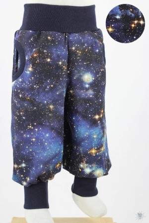 Tobehose BLUE GALAXY