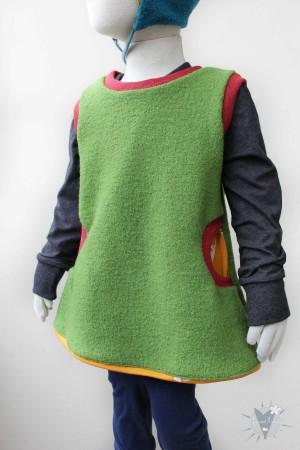 Kinder-Wollkleid 98/104