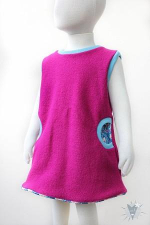 Kinder-Wollkleid