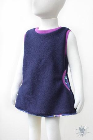 Kinder-Wollkleid 134/140