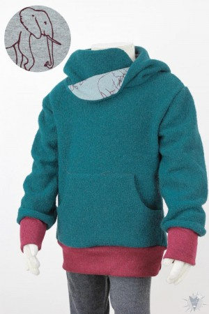 Kinder-Wollpulli 110/116